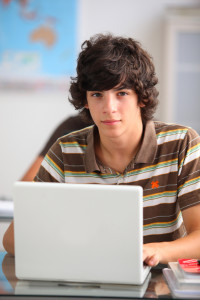Do you know the warning signs that your teen may be struggling in school? (photo credit: BigStockPhoto.com)