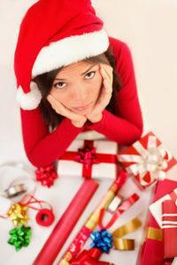 teen holiday stress