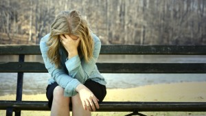 It is normal for teens to experience anxiety. But, do you know when it crosses the line to become something more? (photo credit: BigStockPhoto.com)