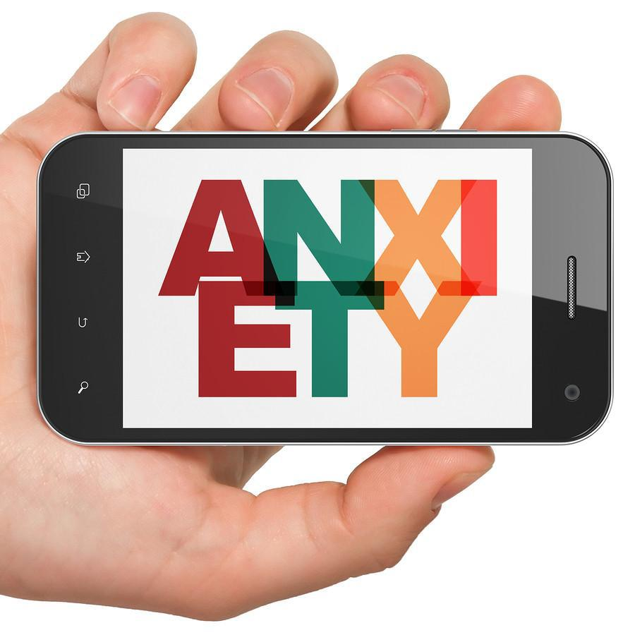 If social media is causing you anxiety, it might be a good time to take a break. Photo credit: Bigstock.