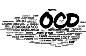 OCD Word Cloud