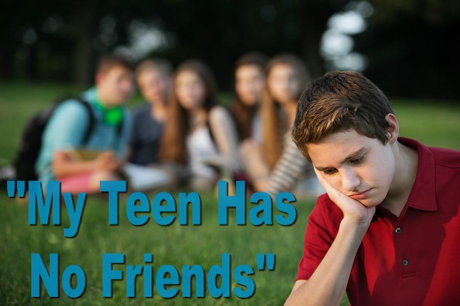 "Doorways Arizona Blog: ""My Teen Has No Friends"""