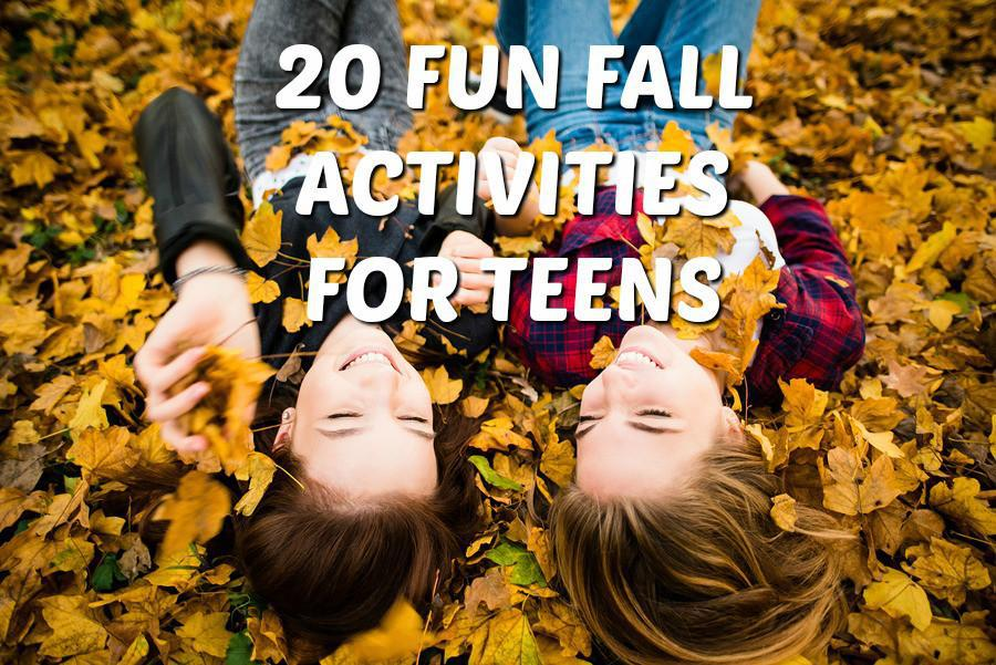 Doorways Arizona Blog: 20 Fun Fall Activities for Teens