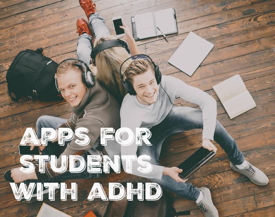 Doorways Arizona Blog: Apps for Students with ADHD