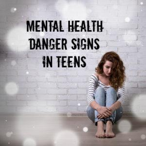 Doorways Arizona Blog: Mental Health Danger Signs in Teens
